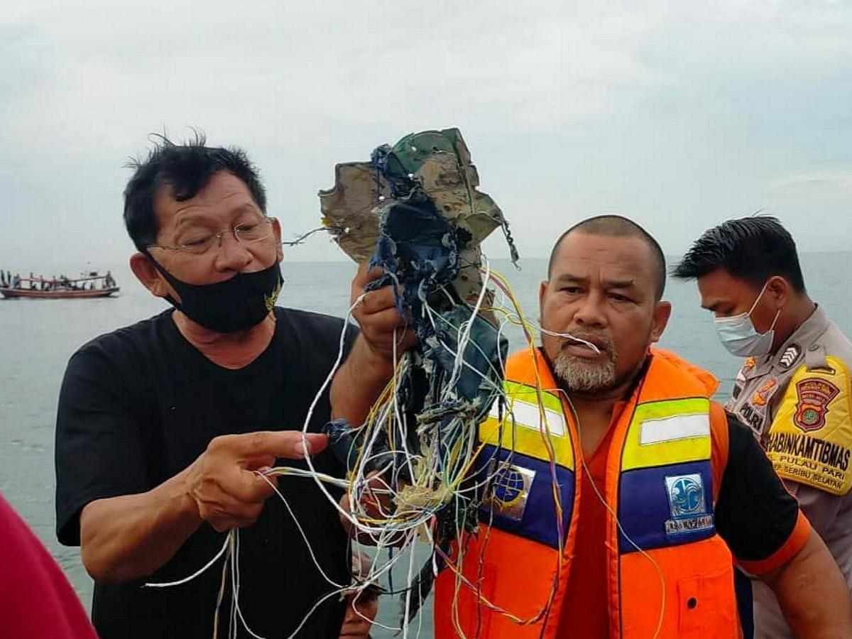В Индонезии потерпел крушение самолет Boeing 737