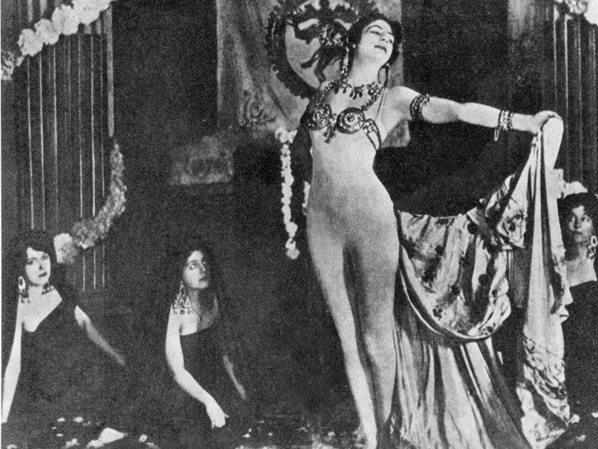 Мата Хари и другие: самые легендарные шпионки в истории