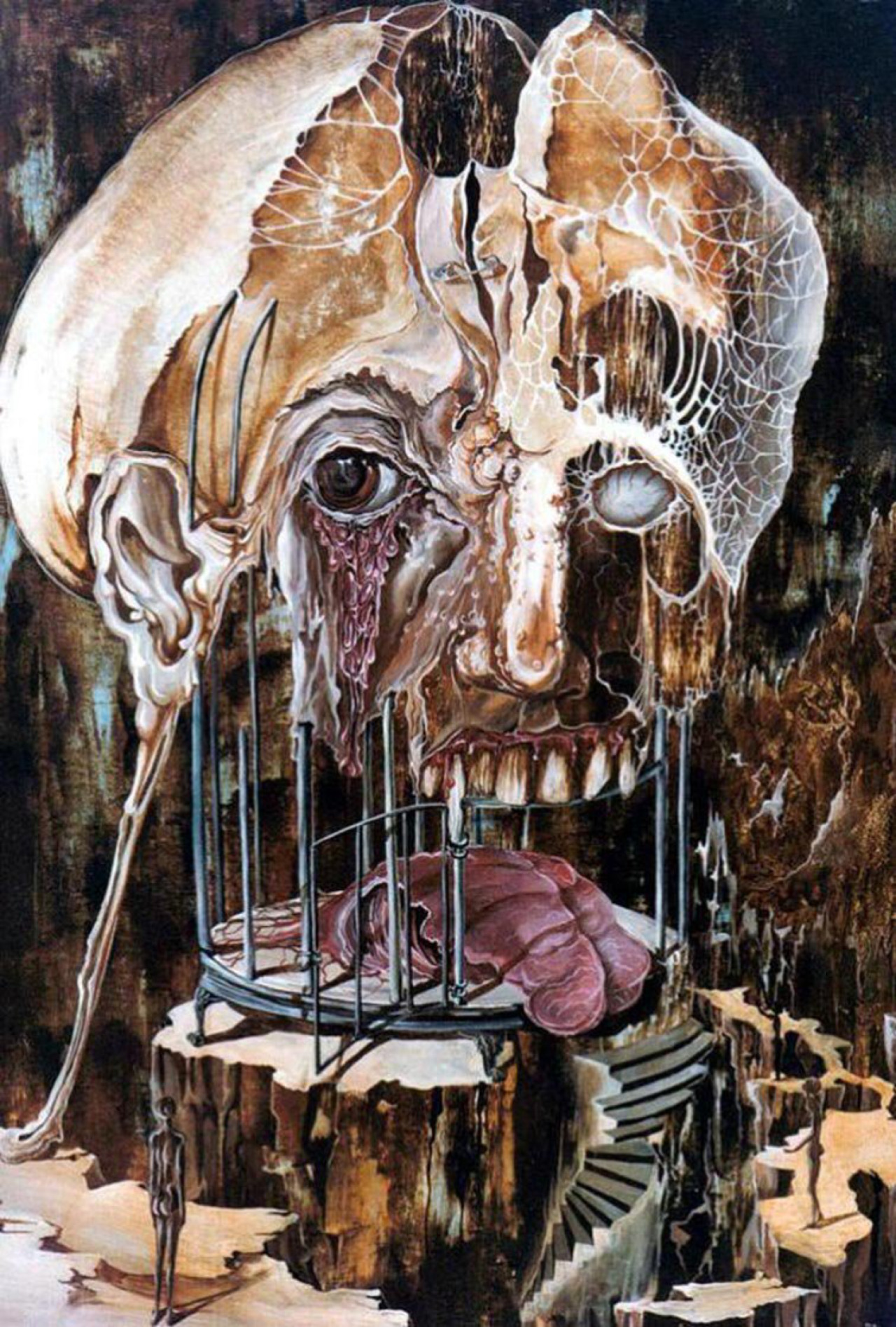 Самые мрачные и жуткие произведения искусства