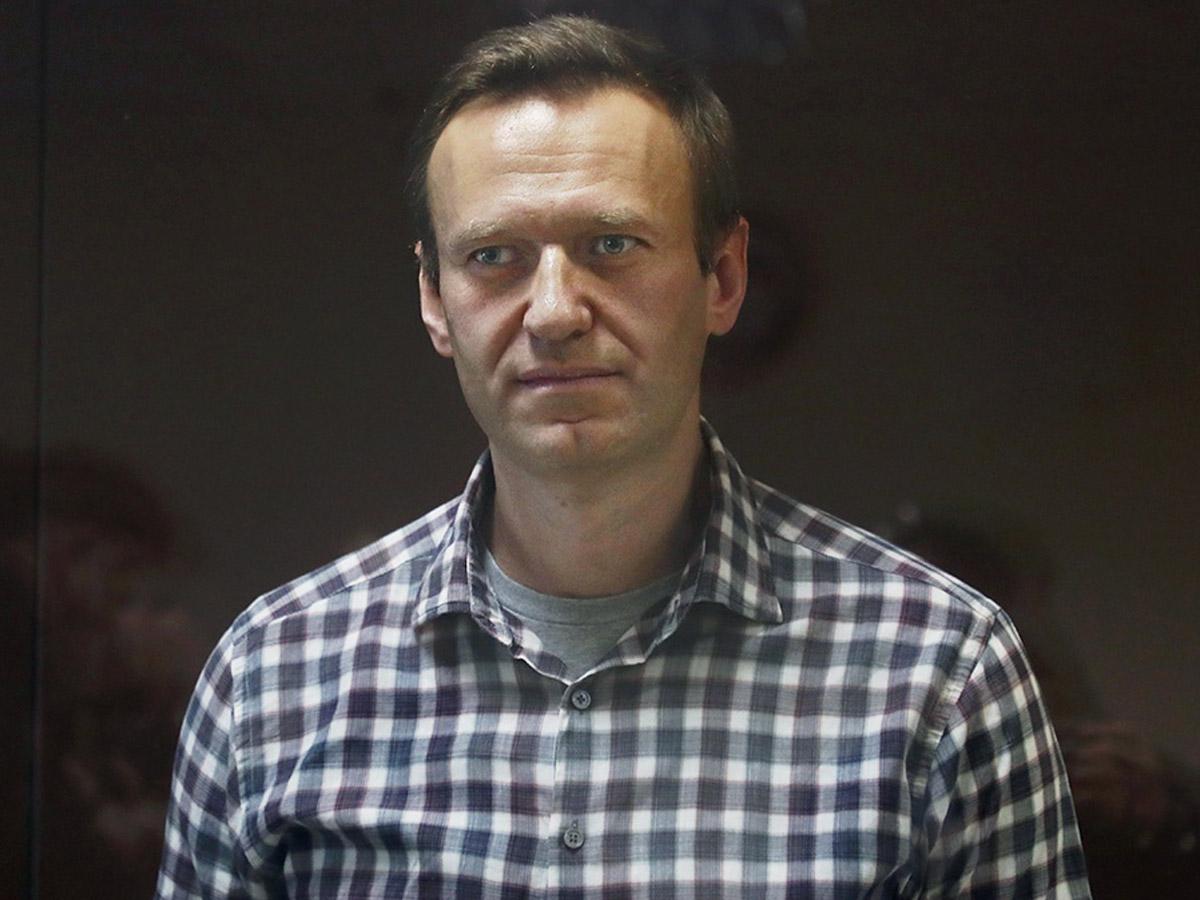 Amnesty International лишила Навального статуса узника совести
