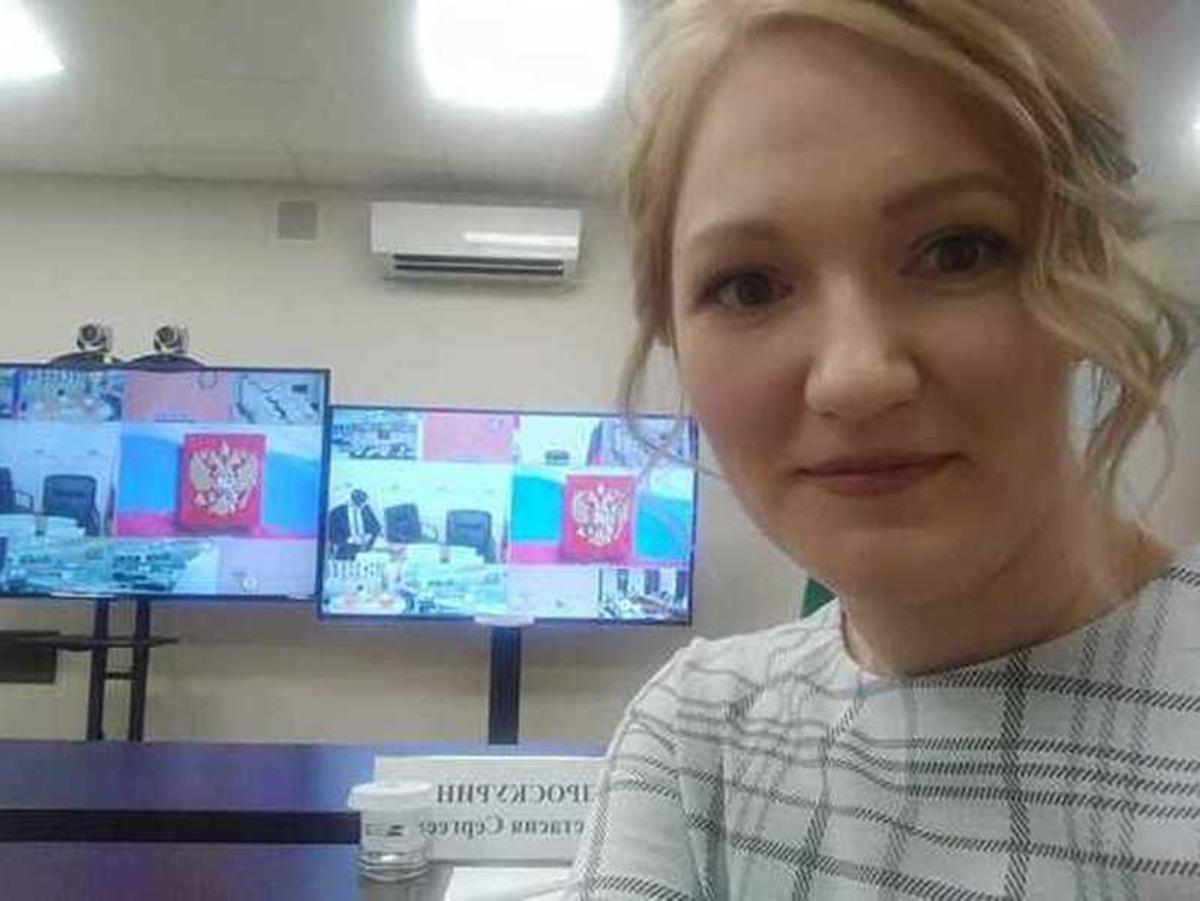 Анастасия Проскурина