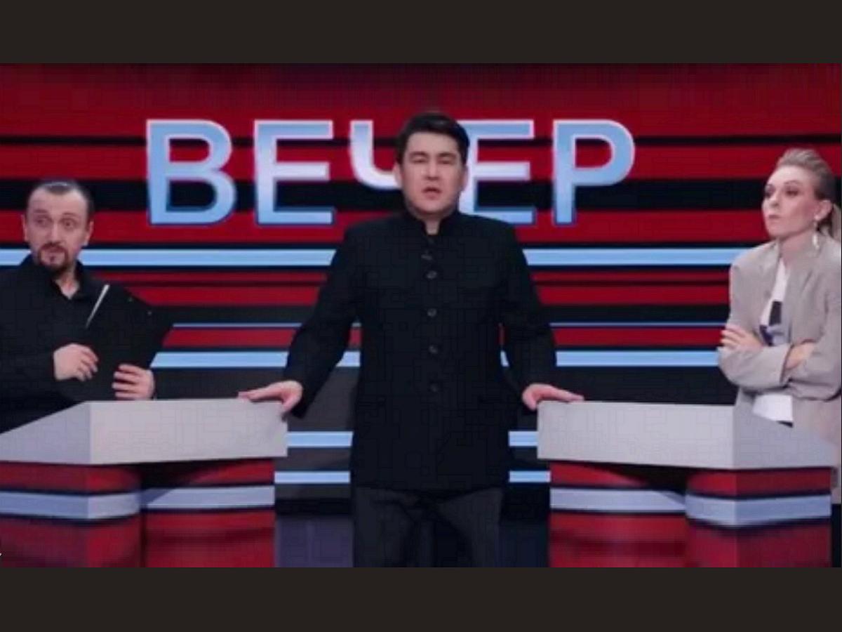 Пародию ТНТ на Соловьева и Киселева в скетч-шоу