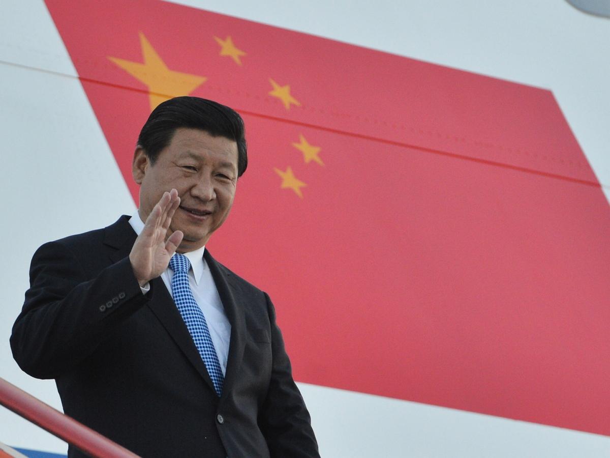 Китай ввел ответные санкции против Украины