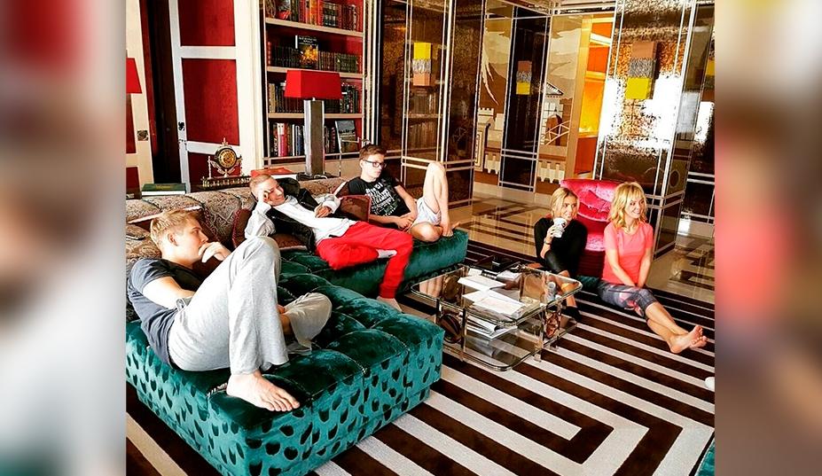 Шикарная квартира Валерии за 770 млн рублей не нашла покупателей
