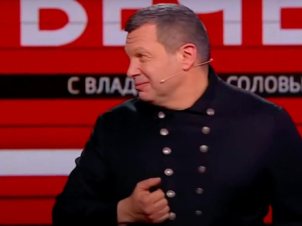 Депутат Валерий Рашкин обратился в прокуратуру после слов Соловьева о Гитлере и Навальном
