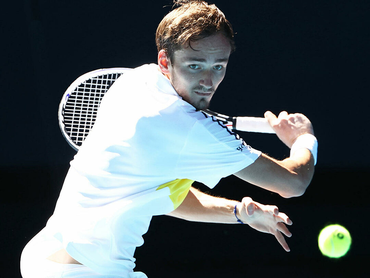 Двое россиян вышли в полуфинал Открытого чемпионата Австралии по теннису