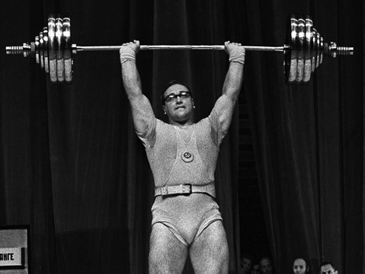 Умер знаменитый тяжелоатлет, олимпийский чемпион Юрий Власов (ФОТО, ВИДЕО)