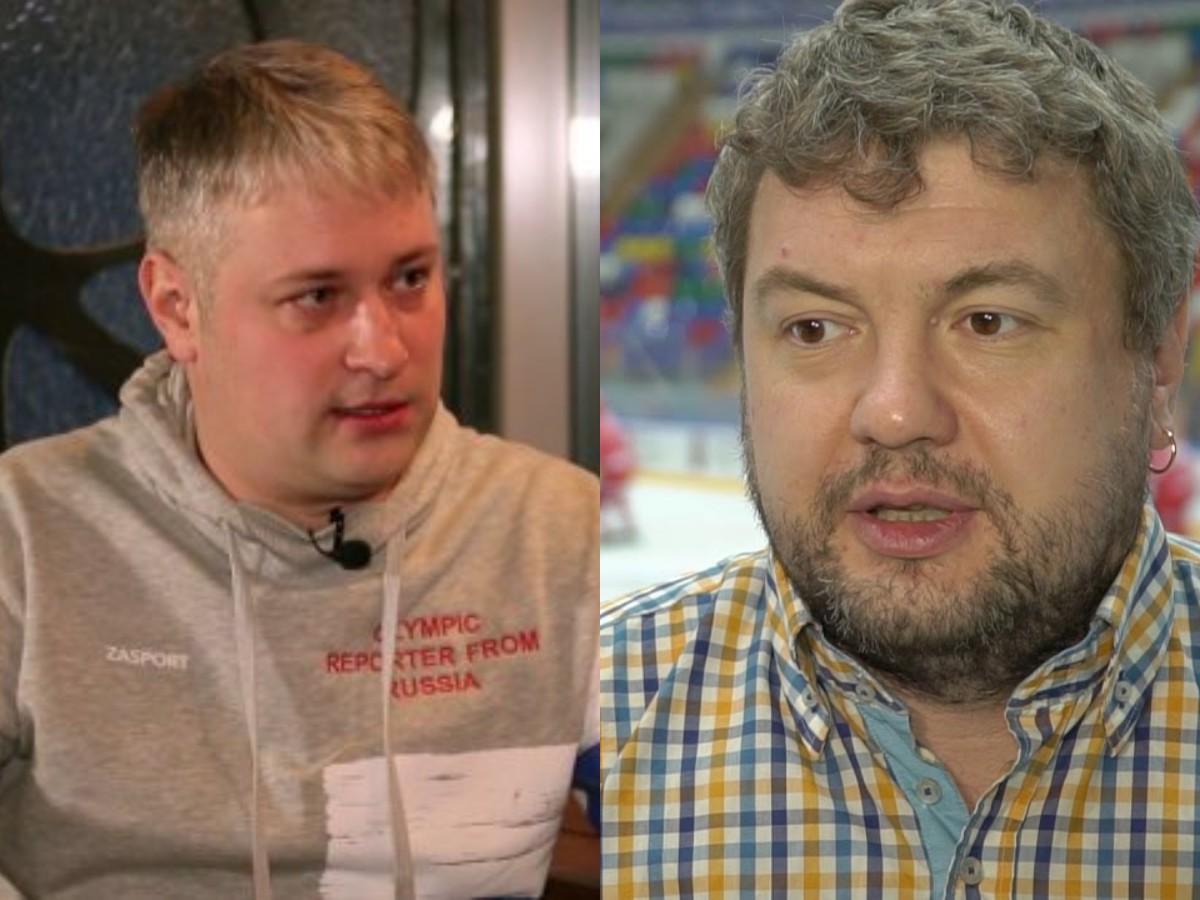 Журналисты Матч-ТВ