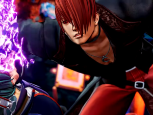 Разработчики The King of Fighters XV представили героя игры