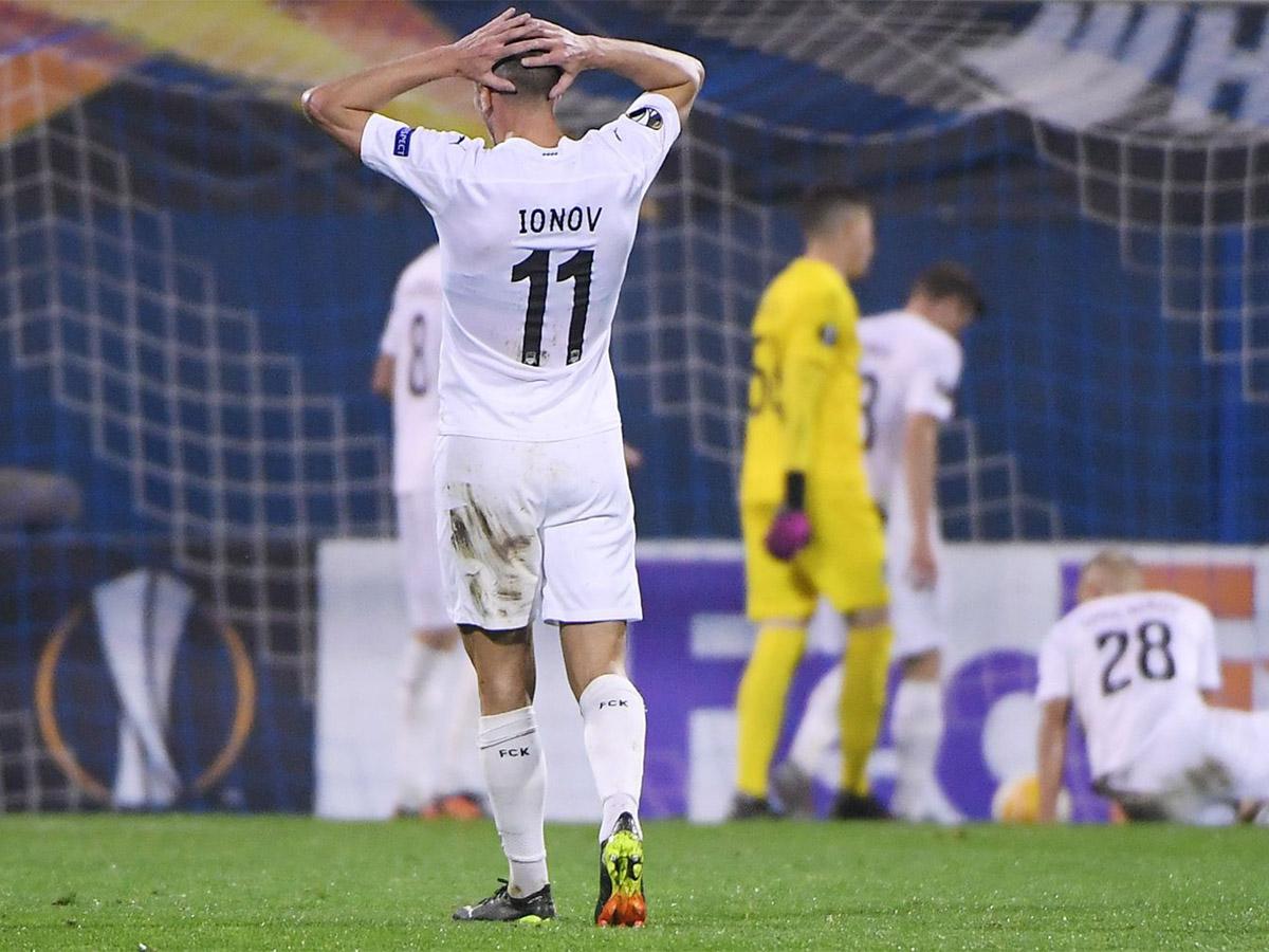 «Краснодар» вылетел из Лиги Европы, уступив загребскому «Динамо»