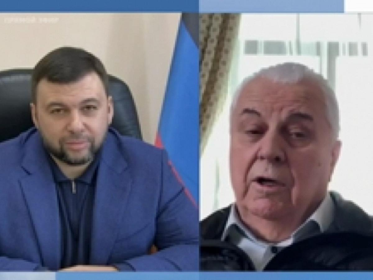 Разговор первого президента Украины Кравчука с главой ДНР вызвал скандал