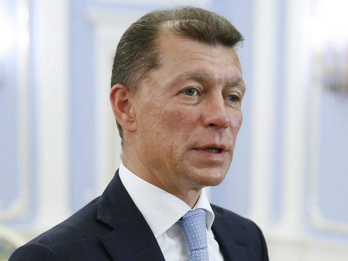 Глава ПФР Максим Топилин уйдет со своего поста