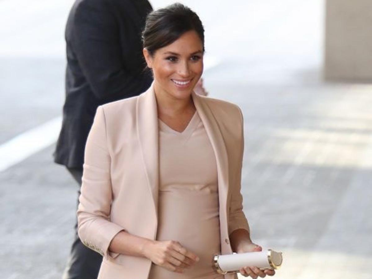 Меган Маркл ждет второго ребенка