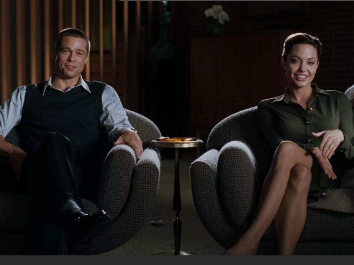 Первый раз в СИЗО: сцена с психологом «Мистера и миссис Смит» получила новую озвучку