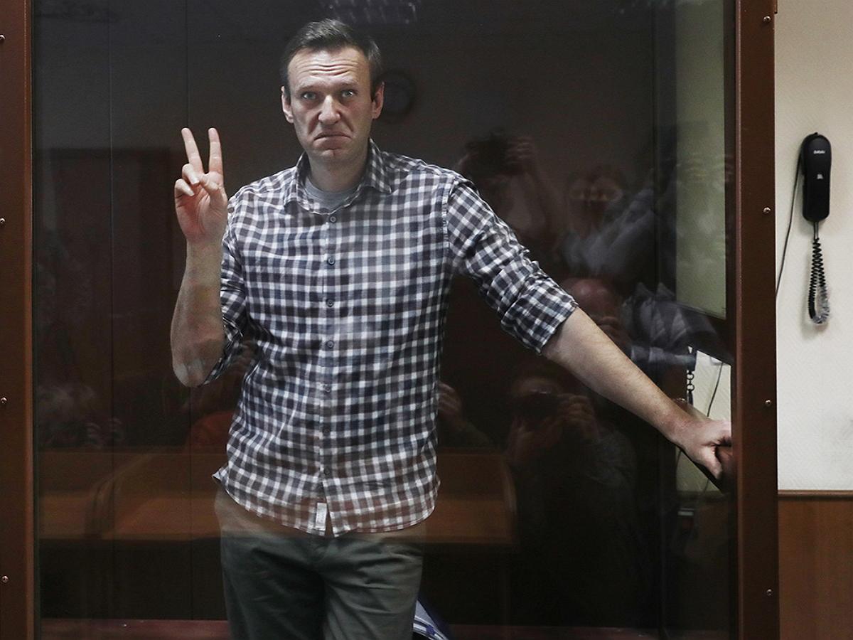 """""""Пока не били"""": стало известно, как встретили Навального в покровской колонии"""