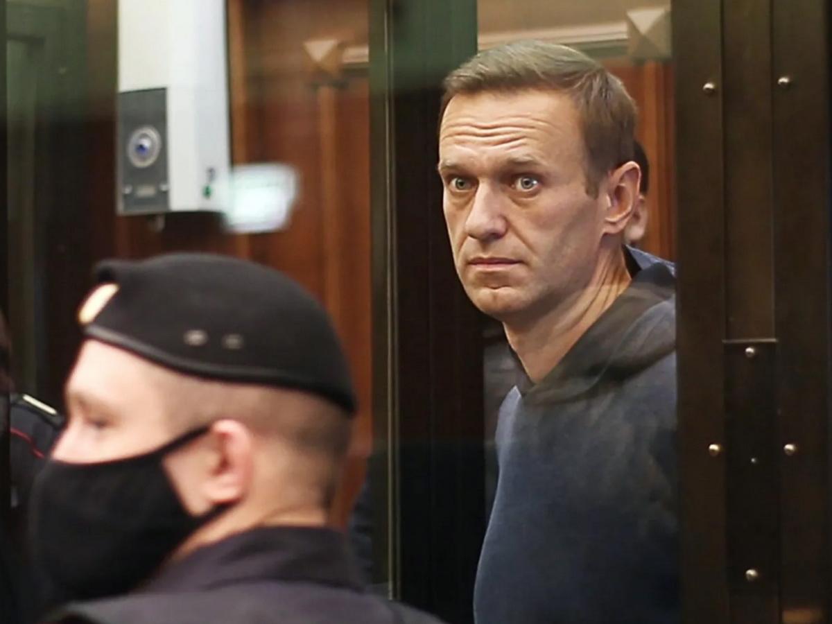 В суде вынесен приговор Алексею Навальному