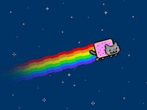 Мем Nyan Cat