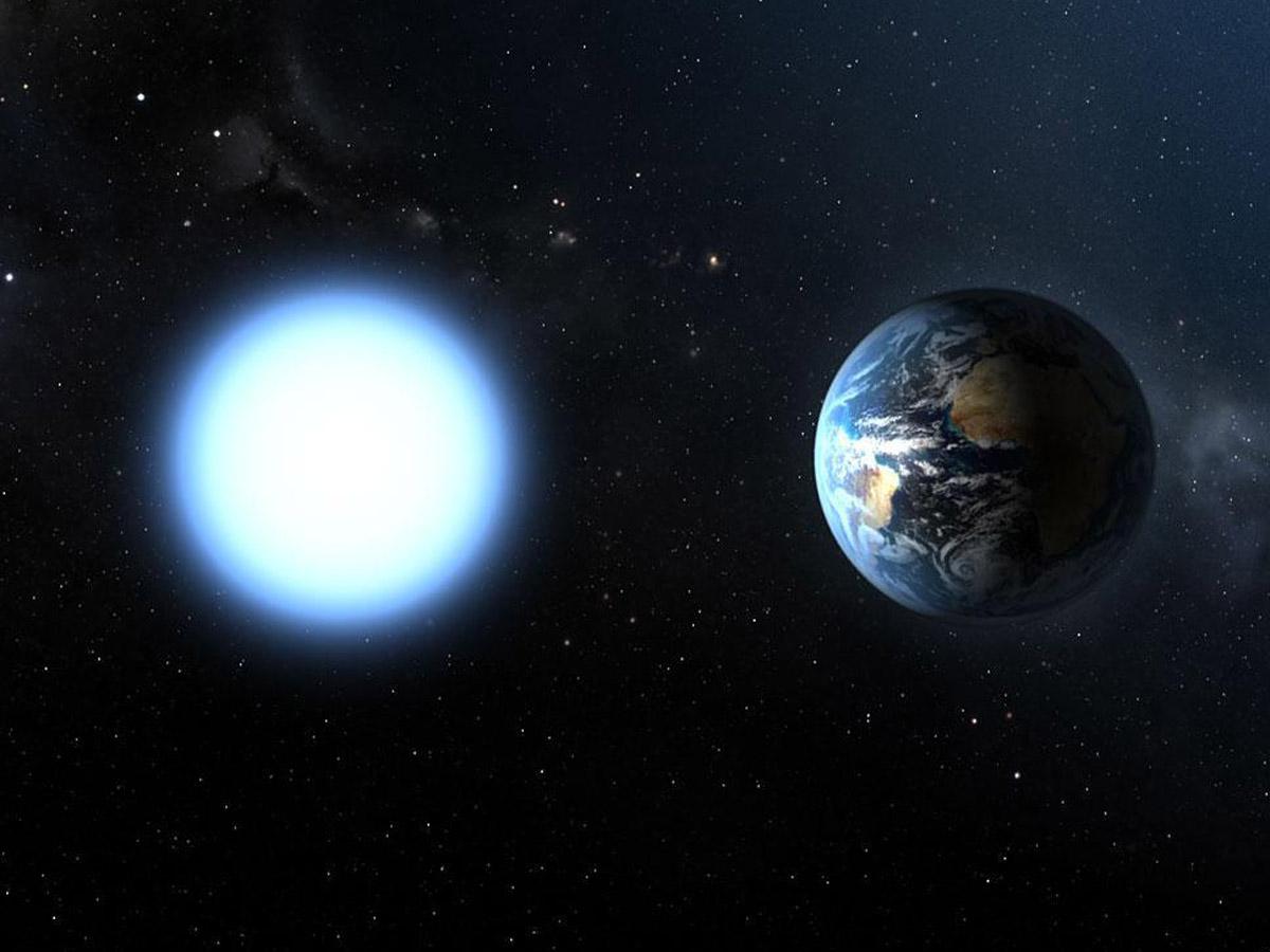 Обнаружены похожие наЗемлю погибшие планеты