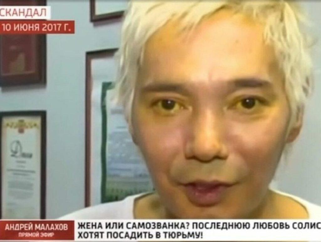 «Он желтушного цвета»: Малахов показал последнее видео Олега Яковлева