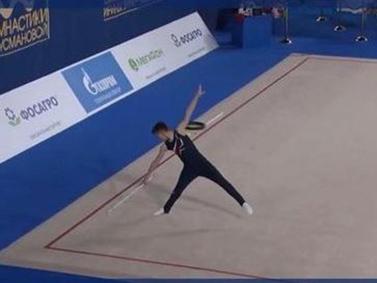 Первые в России соревнования по мужской художественной гимнастике
