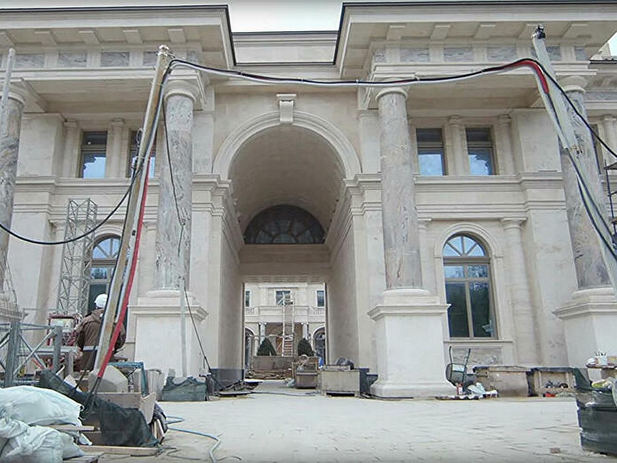 Ротенберг назвал ошибки, допущенные при строительстве «дворца Путина» в Геленджике