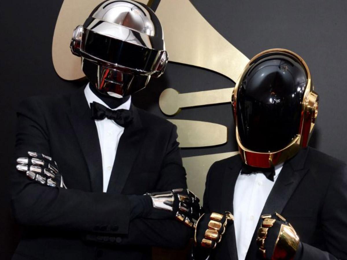 Распалась электропоп-группа Daft Punk