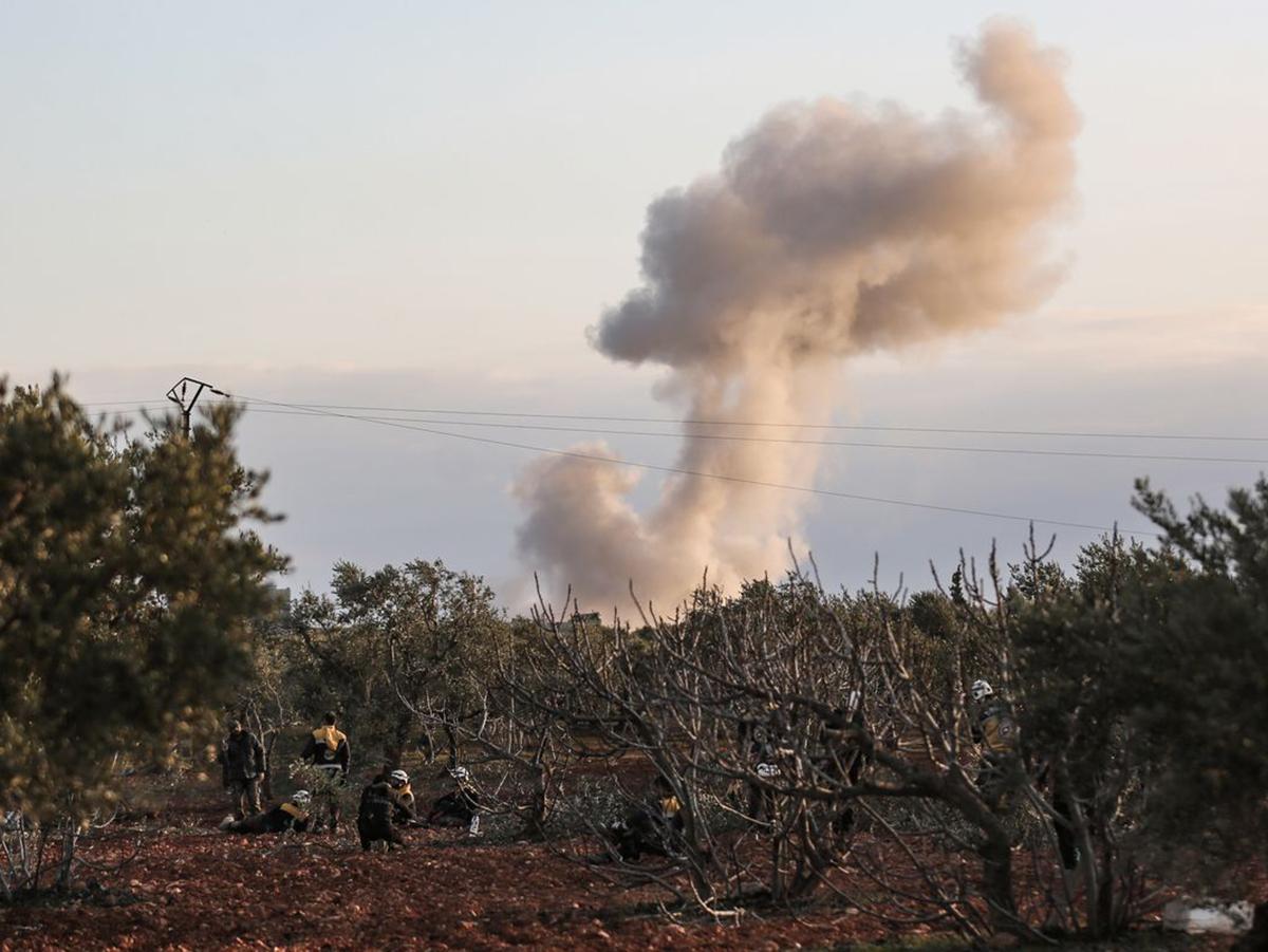 Россия и Иран атаковали друг друга в Сирии: есть жертвы