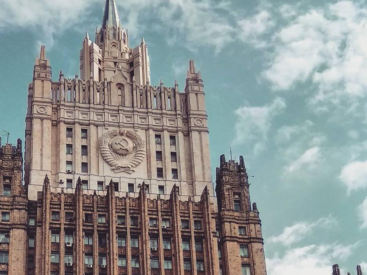 Российский МИД рассмешили представители иностранной дипломатии по делу Навального о ветеране