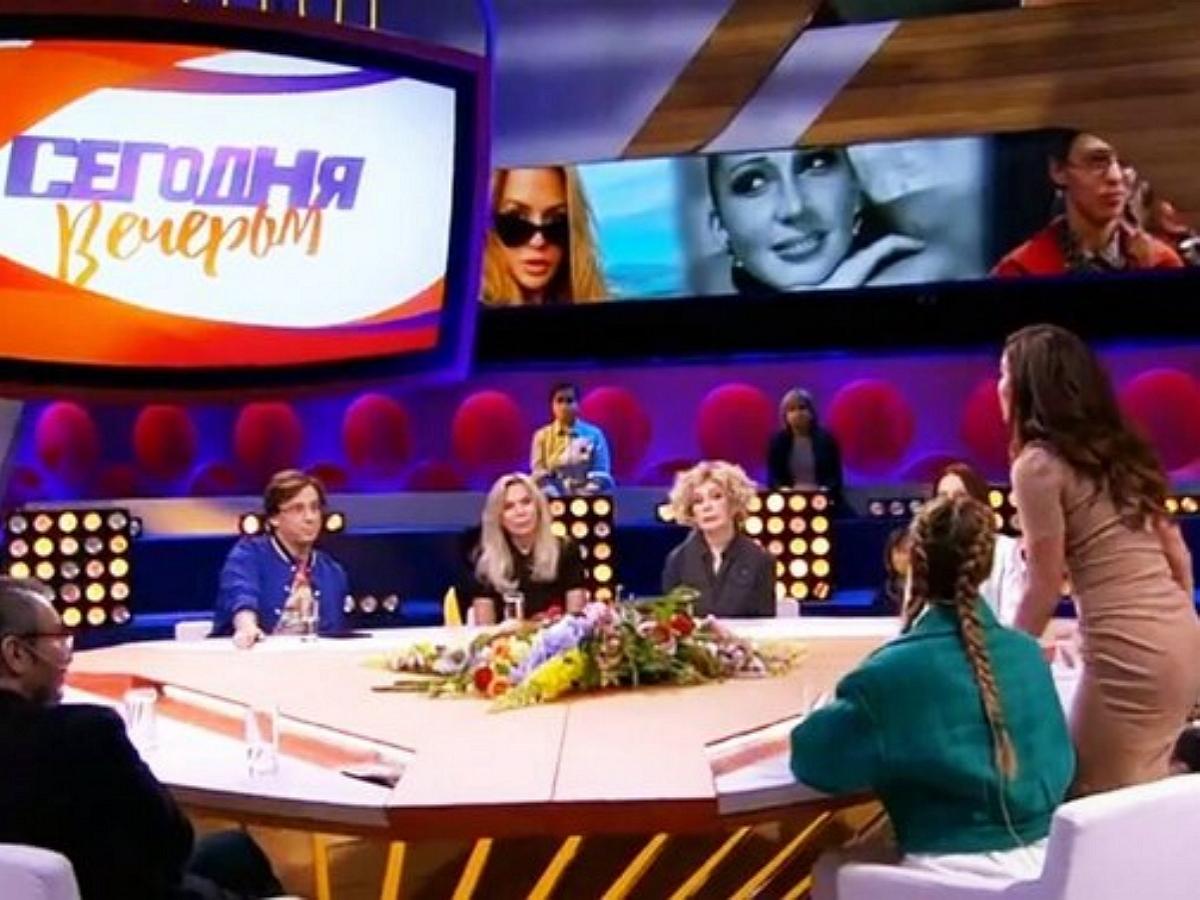 Седакова со скандалом покинула шоу Галкина