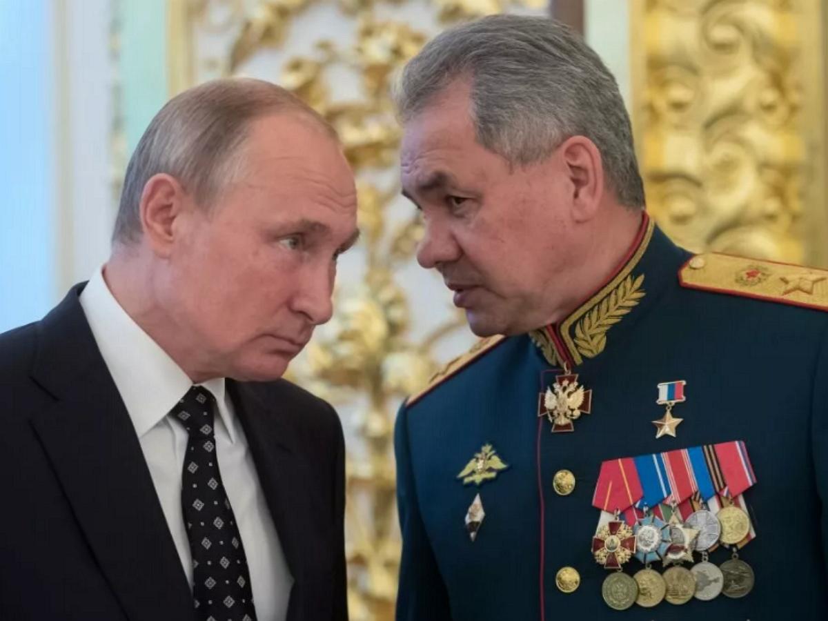 Заявление Шойгу на совещании у Путина вызвало панику в США