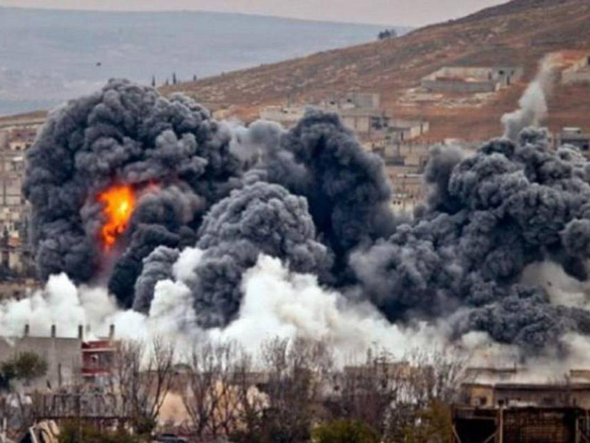 Стало известно о погибших при авиаударе США по Сирии