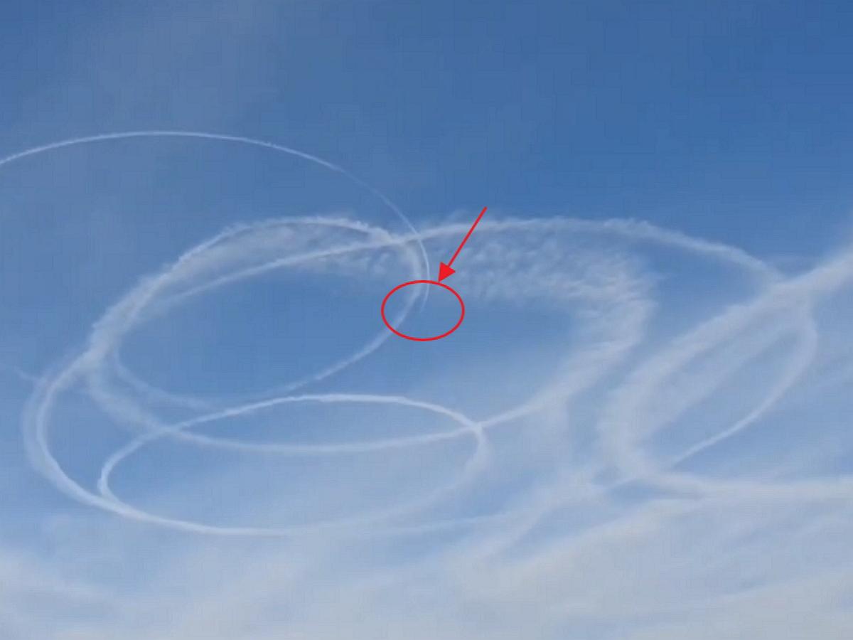 Су-35 в небе над Сирией