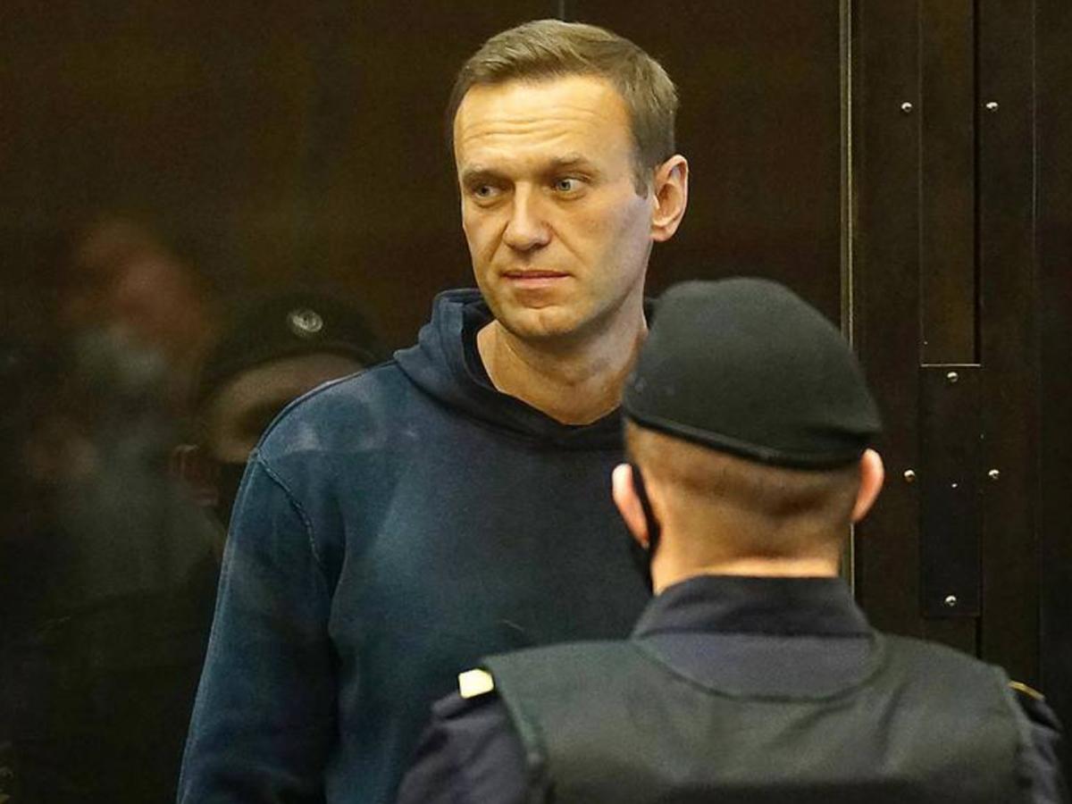 Суд Навальный