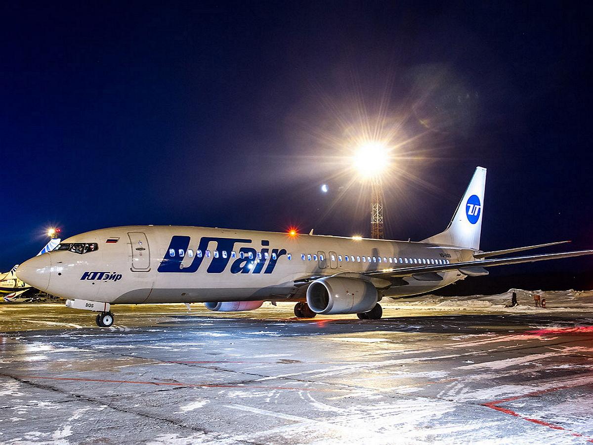В Тюмени по самолету Utair выстрелили ракетой: СК ведет проверку