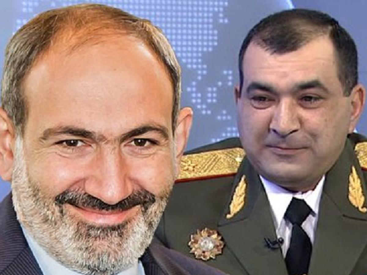 В Армении уволили генерала, посмеявшегося над словами Пашиняна о сбоях «Искандеров»