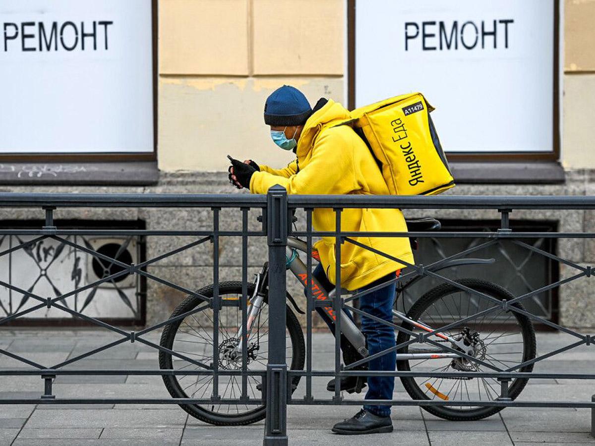 В России нашли курьеров с зарплатой выше 100 тысяч рублей