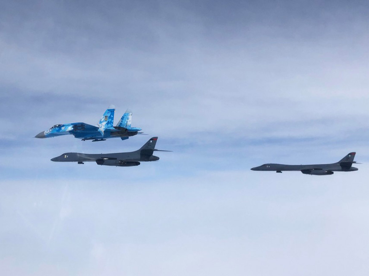 ВРоссии ответили наразрешение Украины дляНАТО летать надКрымом