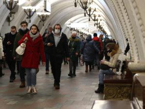 В московском метро установят новую систему слежения за пассажирами