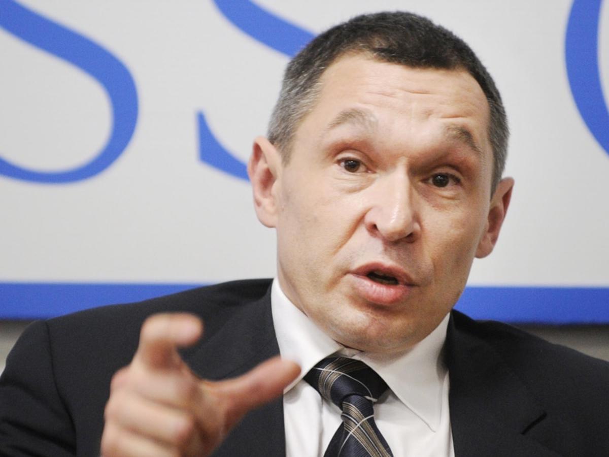 Владимир Переверзин