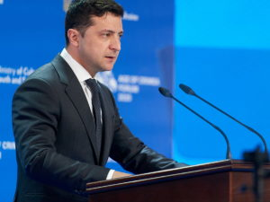 Зеленским выступил с громким заявлением о Крыме по «деоккупации и реинтеграции» полуострова