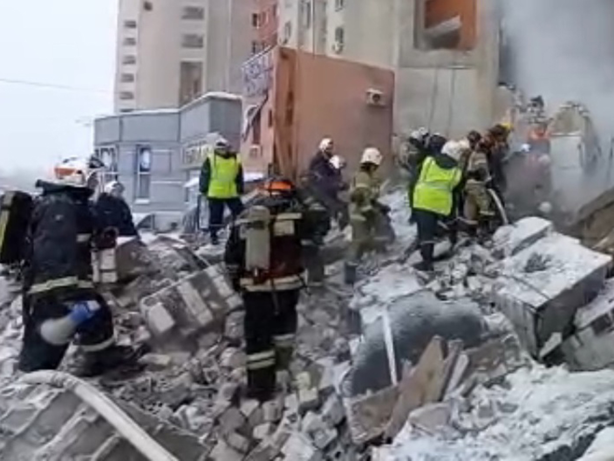 Взрыв в суши-баре Нижний Новгород
