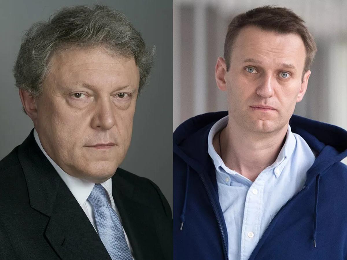 Явлинский Навальный
