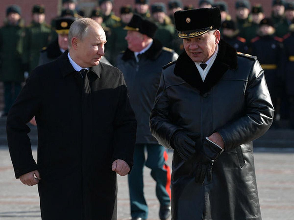 Журналист обеспокоился здоровьем стоящего без шапки в 20-градусный мороз Путина
