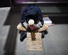 Бездомный прославился в Сети рецептами
