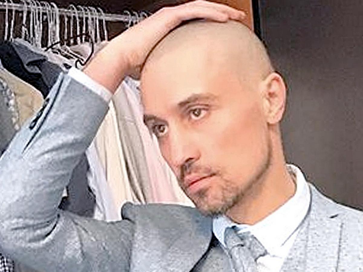 Дима Билан поделился с подписчиками результатами экспериментов с волосами