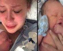 Видео мамы, отдавшей своего малыша на усыновление, собрало более 3 млн просмотров