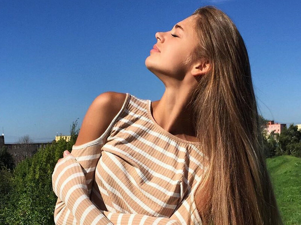 Гимнастка Солдатова показала фото и видео из ванной