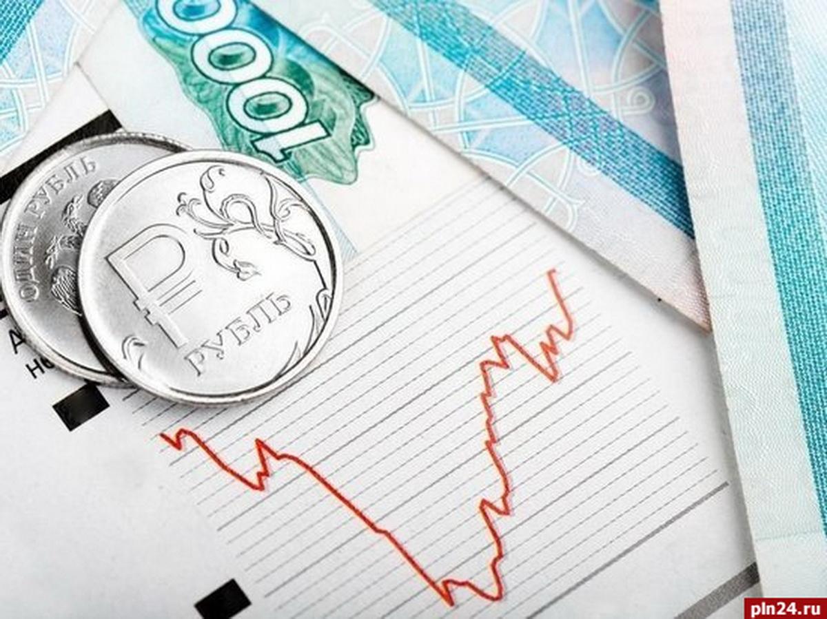 Доллар снова растет на фоне рубля