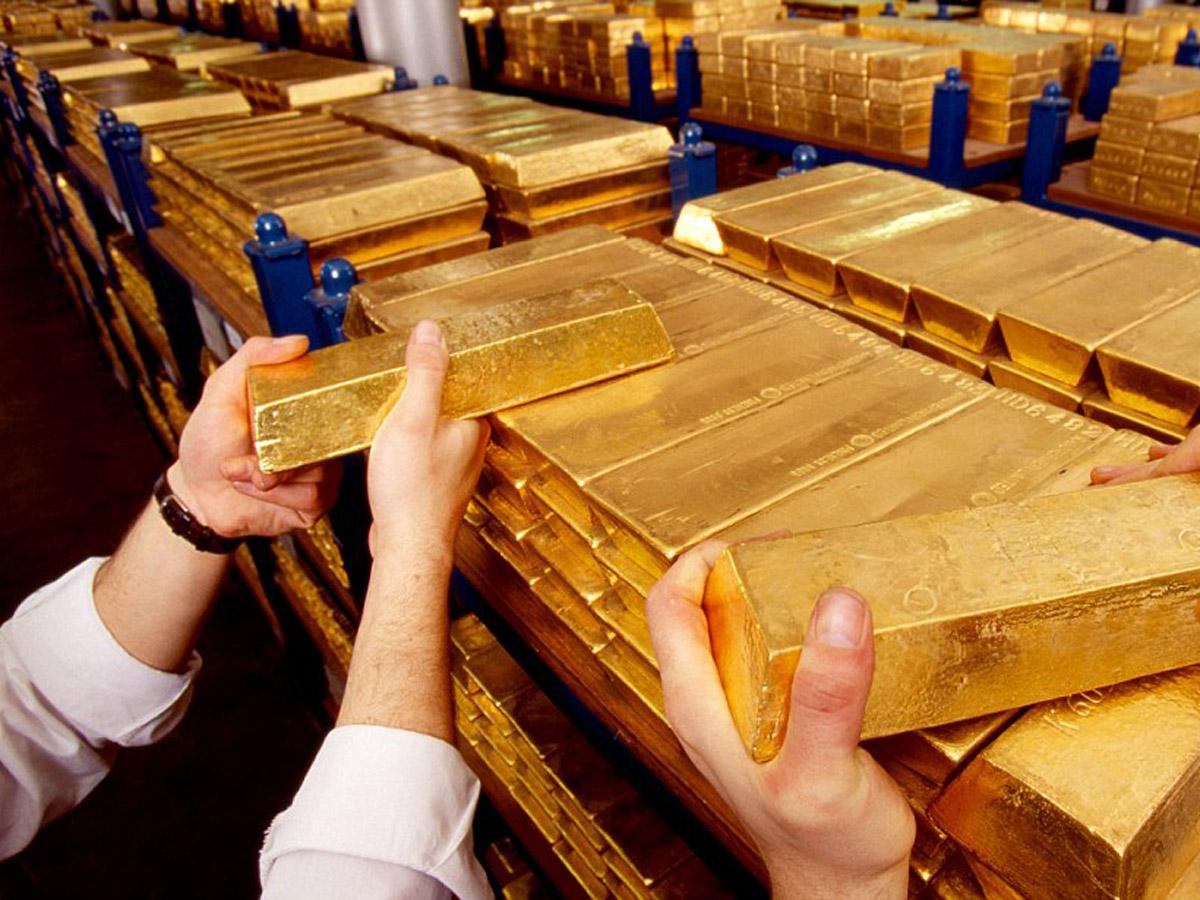 угрозы золотовалютным запасам России обернулись проблемами для США