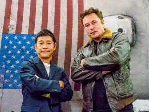 Японский миллиардер приглашает компаньонов для совместного путешествия к Луне